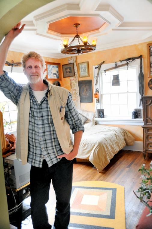"The Montford Home of Bryan ""Bugs"" Kenrich. (Margaret Hester 03-07-2012)"