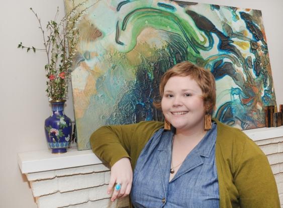 West Asheville home of Tarleton and Ethan Morris. (Margaret Hester 03-14-2012)