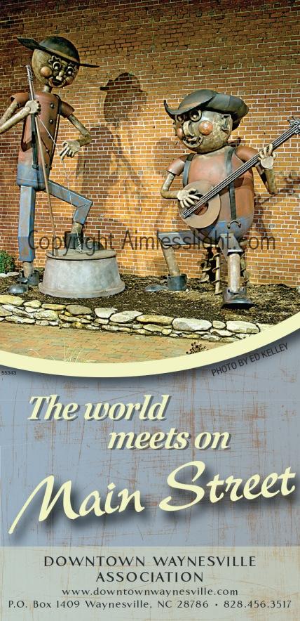 Waynesville, NC - Print Ad