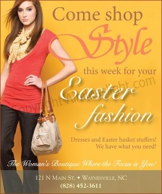 Style Shop - Print Ad